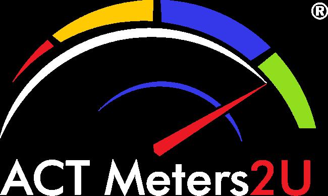 ACT Meters2U Logo